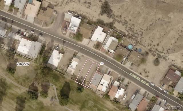 2643 & 2645 Country Club Drive, Bullhead, AZ 86442 (MLS #975959) :: AZ Properties Team | RE/MAX Preferred Professionals