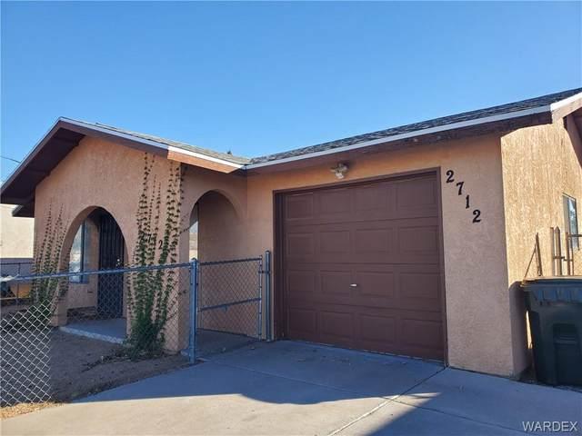 2712 Wallapai Avenue, Kingman, AZ 86401 (MLS #975999) :: The Lander Team