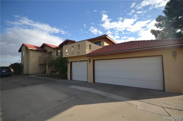 460 El Rancho Drive, Kingman, AZ 86409 (MLS #976056) :: The Lander Team