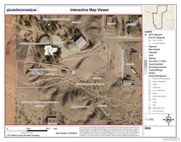 1308 E Pasadena Lane, Fort Mohave, AZ 86426 (MLS #976087) :: The Lander Team