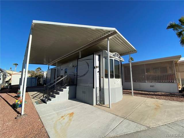 2000 Ramar Road #381, Bullhead, AZ 86442 (MLS #976145) :: The Lander Team