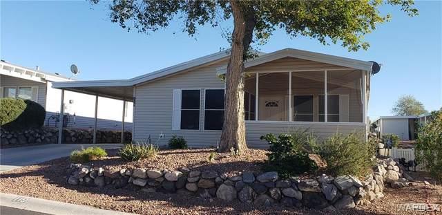 2350 Adobe Road #119, Bullhead, AZ 86442 (MLS #976169) :: AZ Properties Team   RE/MAX Preferred Professionals