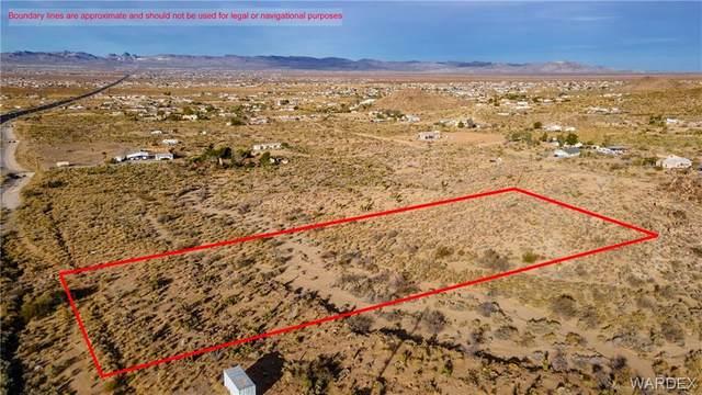 TBD N Klondyke Road, Golden Valley, AZ 86413 (MLS #976307) :: The Lander Team