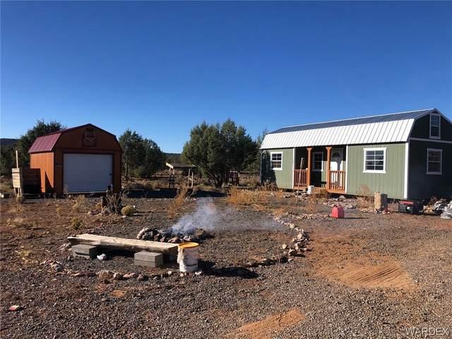 80 Acres Harris Branch Road, Seligman, AZ 86337 (MLS #976338) :: AZ Properties Team   RE/MAX Preferred Professionals