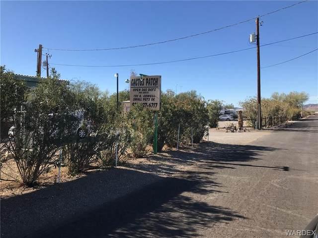 191 Sunrise Street, Quartzsite, AZ 85346 (MLS #976435) :: AZ Properties Team | RE/MAX Preferred Professionals