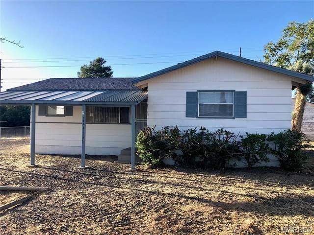 700 E. Beverly Avenue, Kingman, AZ 86401 (MLS #976443) :: The Lander Team