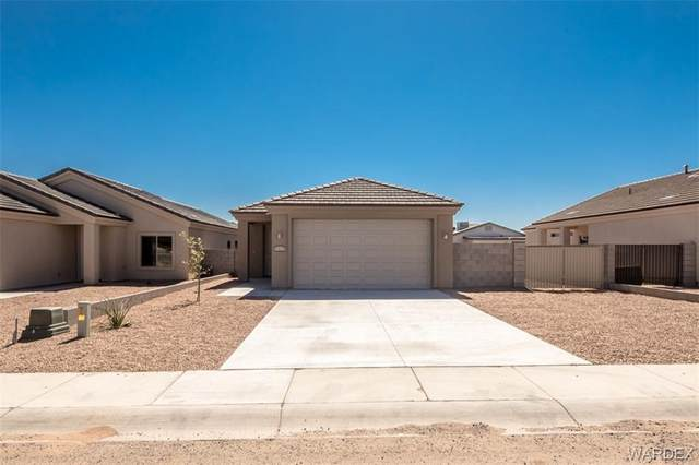 2444 Phoenix Avenue, Kingman, AZ 86409 (MLS #976450) :: The Lander Team