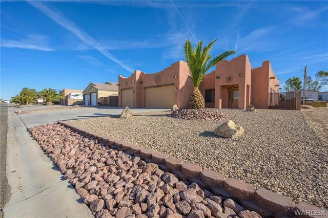 3844 Millar Drive, Bullhead, AZ 86442 (MLS #976532) :: The Lander Team