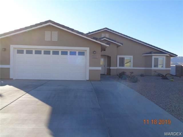 3771 Eagle Rock, Kingman, AZ 86409 (MLS #976585) :: The Lander Team
