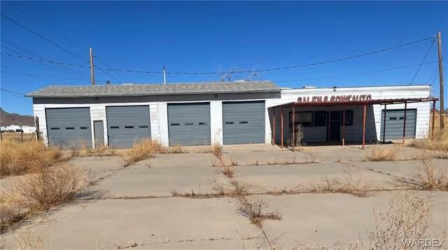 3600 N Glen Road #1, Kingman, AZ 86409 (MLS #976723) :: The Lander Team