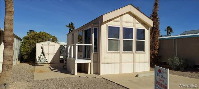 2000 Ramar Rd #527, Bullhead, AZ 86442 (MLS #976728) :: The Lander Team
