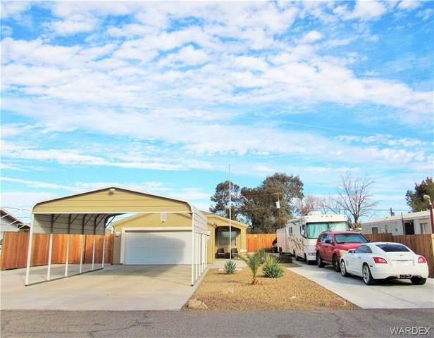 2199 E Mustang Drive, Mohave Valley, AZ 86440 (MLS #976734) :: AZ Properties Team | RE/MAX Preferred Professionals