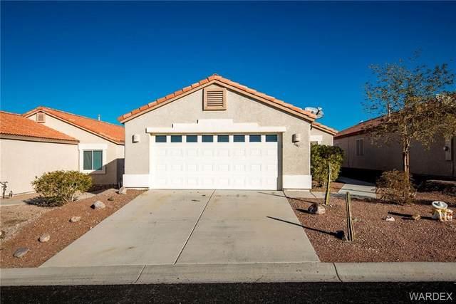 2447 Topanga Drive, Bullhead, AZ 86442 (MLS #976736) :: AZ Properties Team | RE/MAX Preferred Professionals
