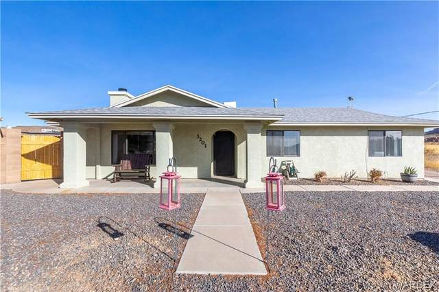 3201 N Fort Beale Road, Kingman, AZ 86409 (MLS #976754) :: AZ Properties Team | RE/MAX Preferred Professionals