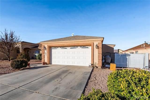 3379 N Sage Street, Kingman, AZ 86401 (MLS #976776) :: The Lander Team