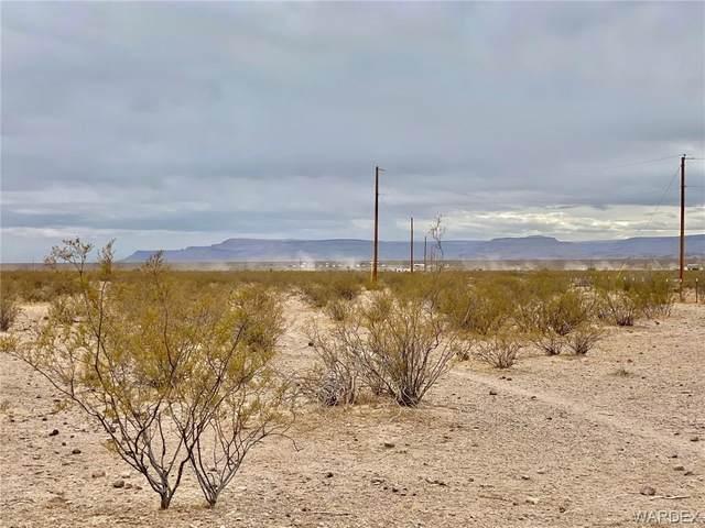 TBD E 10Ac W Power Geronimo Road, Golden Valley, AZ 86413 (MLS #976810) :: The Lander Team