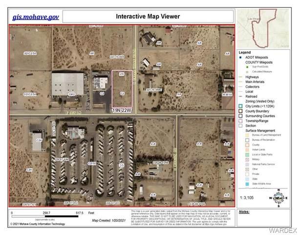 0000 Joy Lane, Fort Mohave, AZ 86426 (MLS #976822) :: The Lander Team