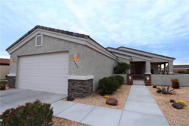 2643 Woods Canyon Road, Bullhead, AZ 86442 (MLS #976824) :: AZ Properties Team | RE/MAX Preferred Professionals