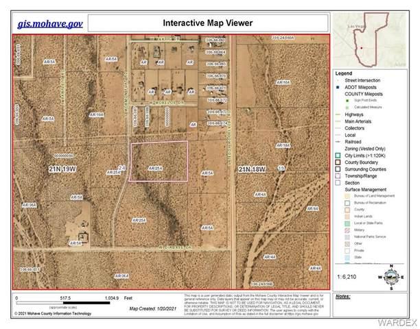0000 Mormon Flat Rd, Golden Valley, AZ 86413 (MLS #976825) :: AZ Properties Team | RE/MAX Preferred Professionals