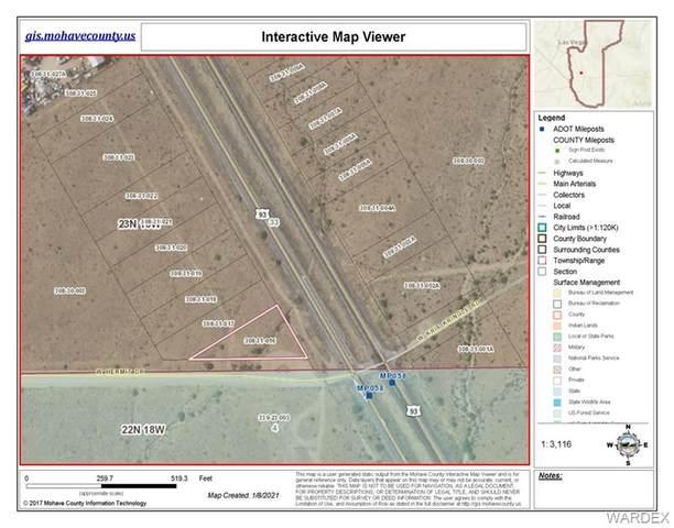 0000 Highway 93, Golden Valley, AZ 86413 (MLS #976839) :: AZ Properties Team | RE/MAX Preferred Professionals