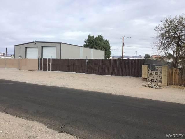 410 Moser Avenue, Bullhead, AZ 86429 (MLS #976864) :: AZ Properties Team | RE/MAX Preferred Professionals