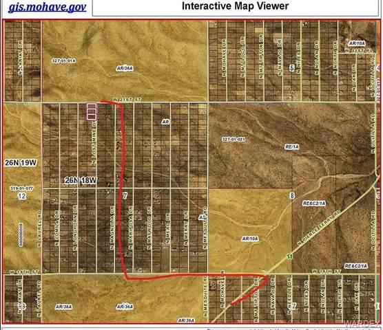 LMRO #15 S-7 LOTS 1, Lost Mine Road, Dolan Springs, AZ 86441 (MLS #976881) :: The Lander Team