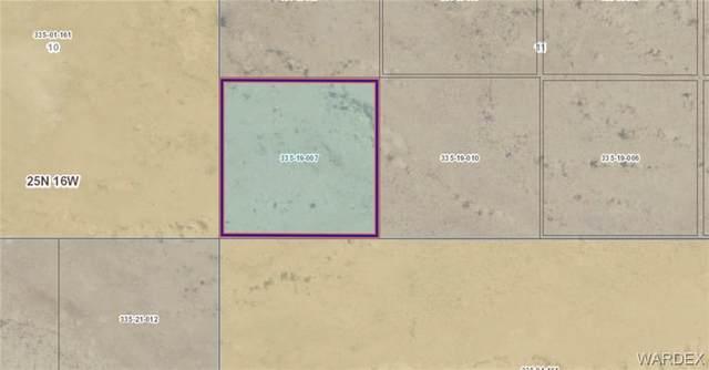 37 Acre 335-19-007, Kingman, AZ 86401 (MLS #976890) :: AZ Properties Team | RE/MAX Preferred Professionals