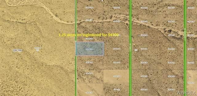 Lot 208 N Inglewood Road, Dolan Springs, AZ 86441 (MLS #976911) :: The Lander Team