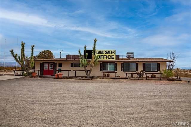 12470 S Yucca Frontage Road, Yucca, AZ 86438 (MLS #976936) :: AZ Properties Team | RE/MAX Preferred Professionals
