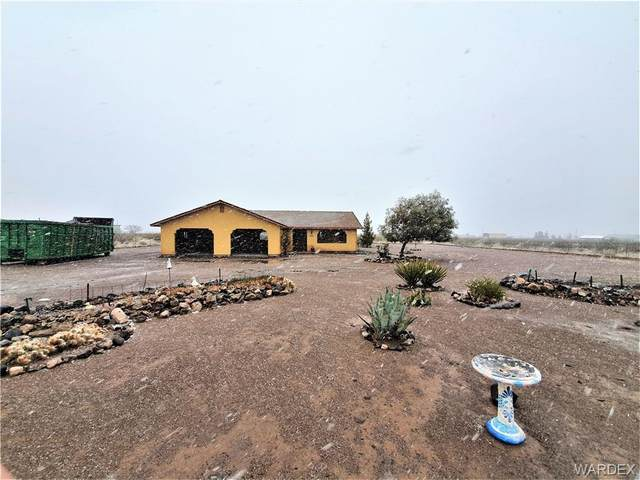 3596 N Emery Park Road, Golden Valley, AZ 86413 (MLS #976961) :: The Lander Team