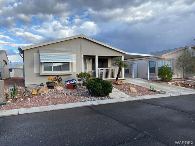 2350 ` Adobe Rd. No 288, Bullhead, AZ 86442 (MLS #976964) :: The Lander Team
