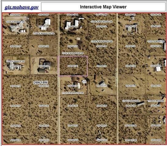 LMRO #8 S-19 LOT 158 Mariposa(City Water) Drive, Dolan Springs, AZ 86441 (MLS #976984) :: The Lander Team