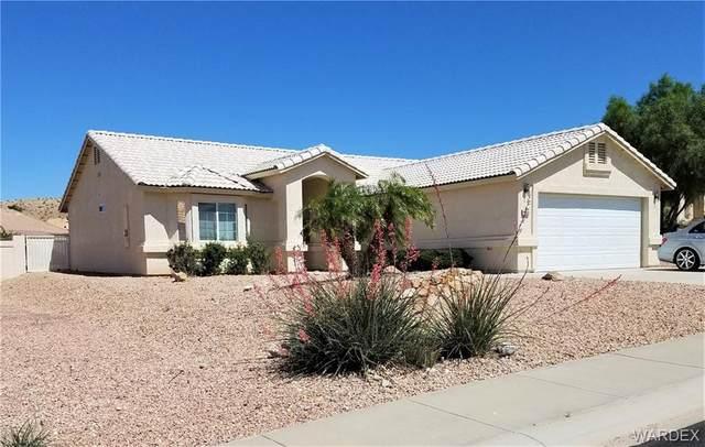 2981 Camino Encanto Place, Bullhead, AZ 86429 (MLS #977029) :: The Lander Team