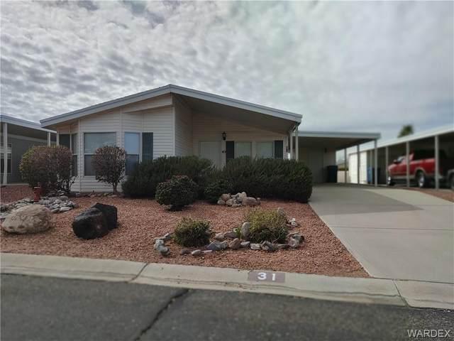 2350 Adobe Road #31, Bullhead, AZ 86442 (MLS #977110) :: AZ Properties Team   RE/MAX Preferred Professionals
