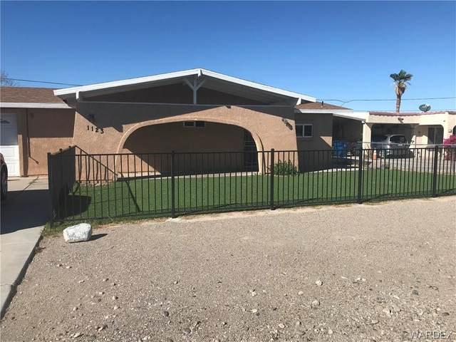 1123 Zircon Avenue, Bullhead, AZ 86442 (MLS #977131) :: The Lander Team