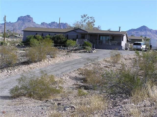 807 La Puerta Road, Bullhead, AZ 86429 (MLS #977167) :: AZ Properties Team   RE/MAX Preferred Professionals