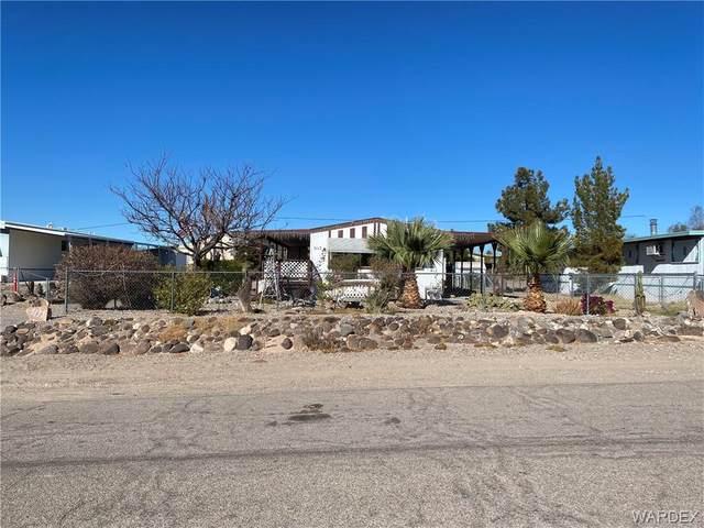 5117 E Mesa Drive, Topock/Golden Shores, AZ 86436 (MLS #977206) :: The Lander Team