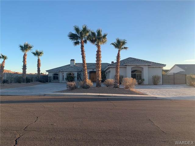 3522 Sun River Road, Bullhead, AZ 86429 (MLS #977424) :: The Lander Team