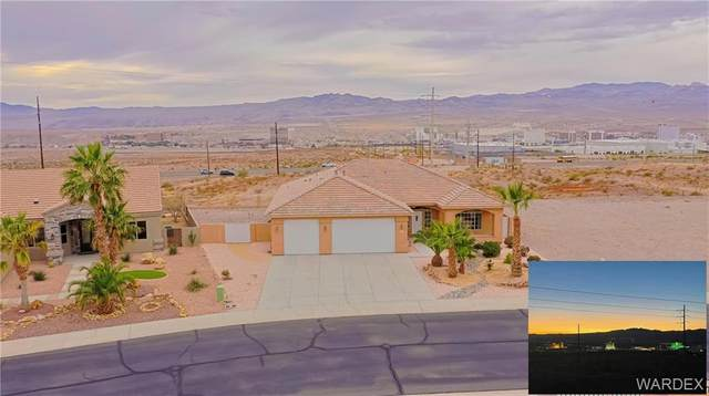 1009 Heritage Drive, Bullhead, AZ 86429 (MLS #977431) :: The Lander Team