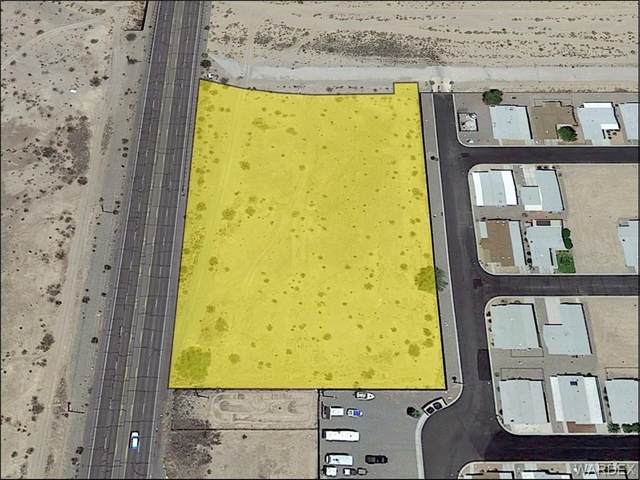 2.59 Acres On Hwy 95, Fort Mohave, AZ 86426 (MLS #977441) :: AZ Properties Team | RE/MAX Preferred Professionals