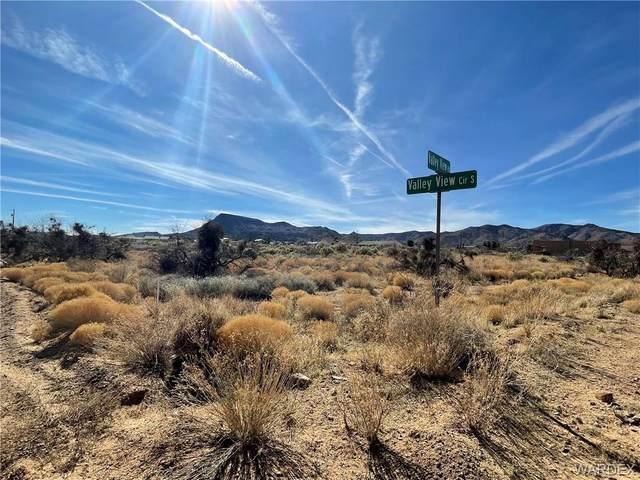 Lot 17 Valley View Circle, Kingman, AZ 86409 (MLS #977465) :: The Lander Team