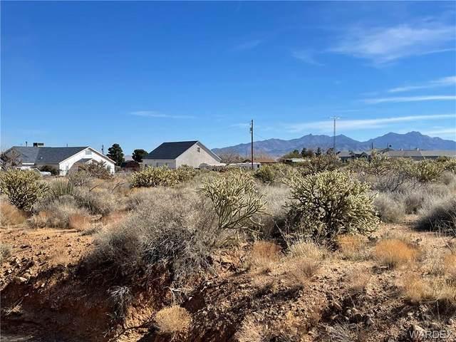 6291 N Valley View Circle, Kingman, AZ 86409 (MLS #977466) :: The Lander Team