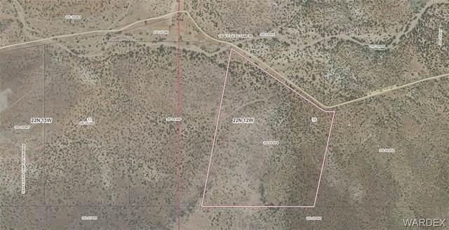 TBD Dick's Camp Rd, Kingman, AZ 86401 (MLS #977478) :: AZ Properties Team | RE/MAX Preferred Professionals