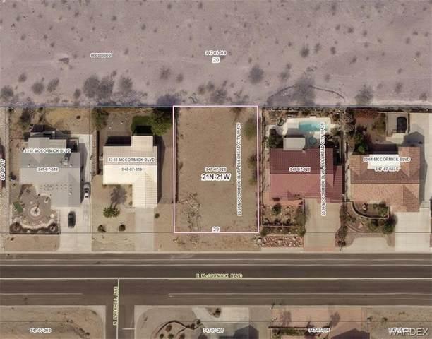 3357 Mccormick Boulevard, Bullhead, AZ 86429 (MLS #977501) :: The Lander Team