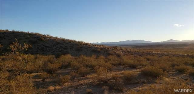 0000 Mountain Goat Road, Kingman, AZ 86401 (MLS #977504) :: The Lander Team