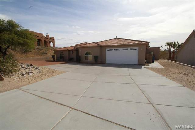 1880 Corwin Road, Bullhead, AZ 86442 (MLS #977563) :: The Lander Team