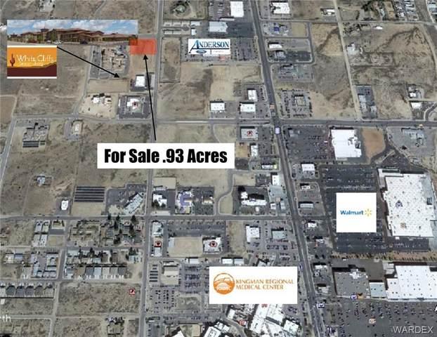 3629 Western Avenue, Kingman, AZ 86409 (MLS #977623) :: AZ Properties Team   RE/MAX Preferred Professionals