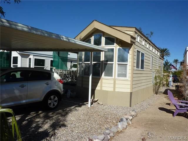 1600 Silver Creek Road #386, Bullhead, AZ 86442 (MLS #977646) :: The Lander Team
