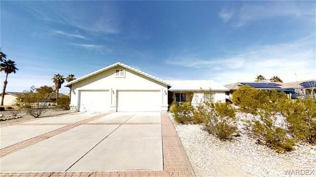 2219 E Primavera Cove, Fort Mohave, AZ 86426 (MLS #977693) :: The Lander Team