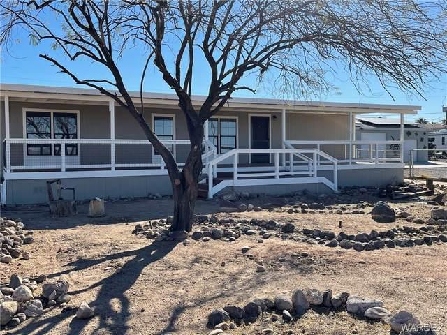 12790 S Agua Caliente Drive, Topock/Golden Shores, AZ 86436 (MLS #977708) :: The Lander Team